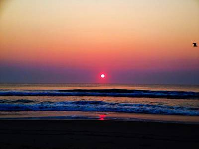 Photograph - Majestic Outer Banks Sunrise by Chris Montcalmo