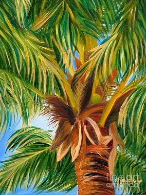 Painting - Majestic Palm by Shelia Kempf
