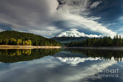 Photograph - Majestic Reflections by Randy Wood