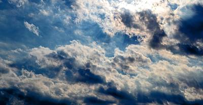 Photograph - Majestic Sky by Michelle Calkins