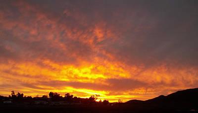 American Milestones - Majestic Sunset by Glenn McCarthy