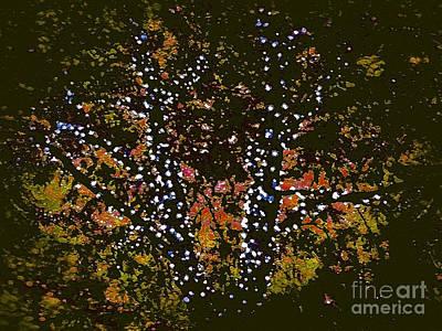 Majestic Tree Art Art Print