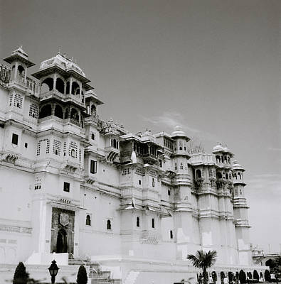 India Photograph - Majestic Udaipur by Shaun Higson