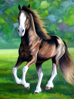 Painting - Majestic by Vivien Rhyan