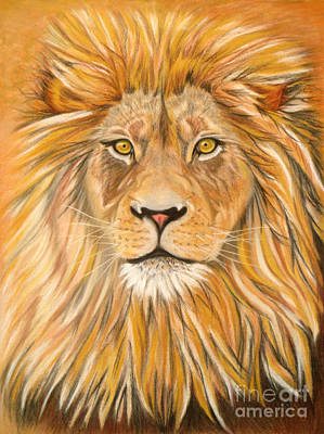 Painting - Majestic by Yvonne Johnstone