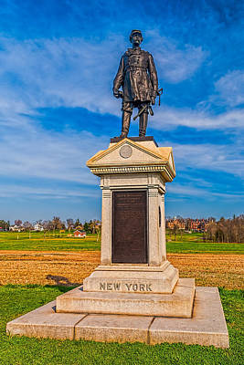 Photograph - Major-general Doubleday by Nick Zelinsky