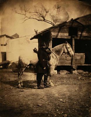 Major Keane, On The Staff At Balaklava, Crimean War Art Print