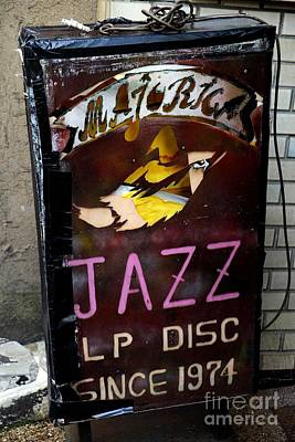 Photograph - Majorica Jazz by Dean Harte