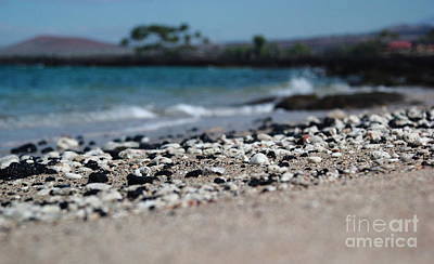 Photograph - Makalawena Beach 2 by Theresa Ramos-DuVon