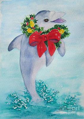 Painting - Make A Splash by Diane DeSavoy