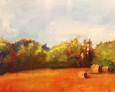 Painting - Make Hay by Jenell Richards
