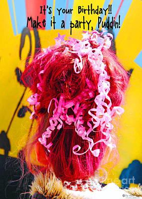 Photograph - Make It A Party by Lizi Beard-Ward