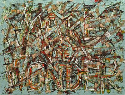 Painting - Make Me Wonder by Hermann Lederle
