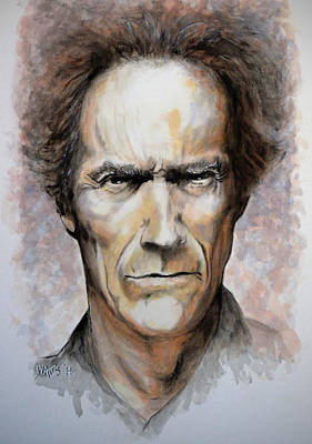 Dirty Harry Painting - Make My Day by William Walts