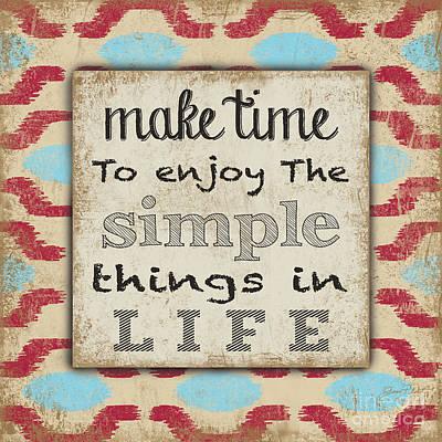 Make Time Original by Jean Plout