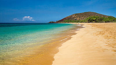Makena Beach Maui Is One Of The Most Beautiful Beach In The World Art Print