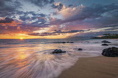 Photograph - Makena Kai by Hawaii  Fine Art Photography