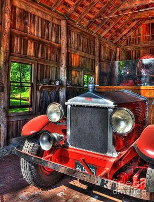 Photograph - Maker's Mark Firehouse 2 by Mel Steinhauer