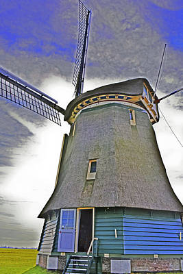 Photograph - Making Energy Dutch Style by Elvis Vaughn