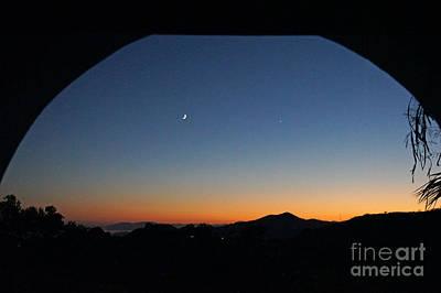 Photograph - Malaga Sunset by Rod Jones