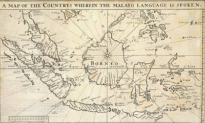 Dictionary Photograph - Malaysia by British Library