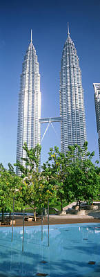 Featured Images Photograph - Malaysia, Kuala Lumpur, View by Panoramic Images