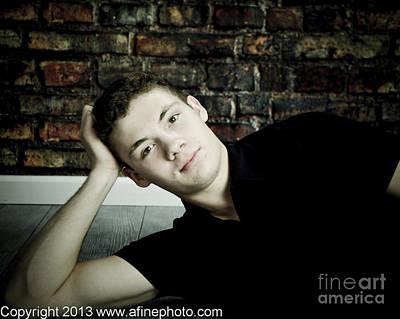 Photograph - Male Hs by Alana Ranney
