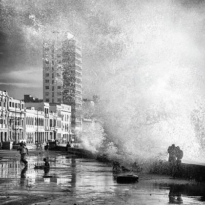 Promenades Photograph - Maleca?n by Thomas Siegel