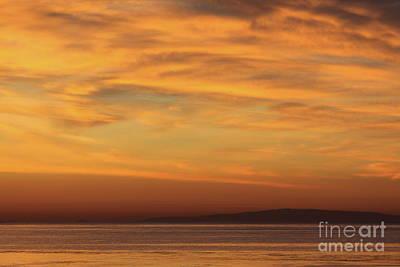 Malibu Photograph - Malibu Daybreak by Maureen J Haldeman