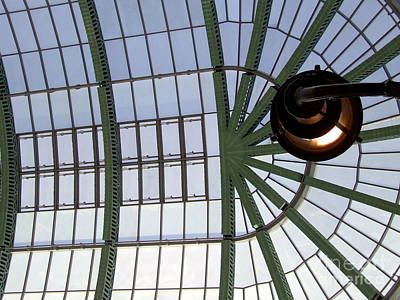Photograph - Mall Of Emirates Skylight by Andrea Anderegg