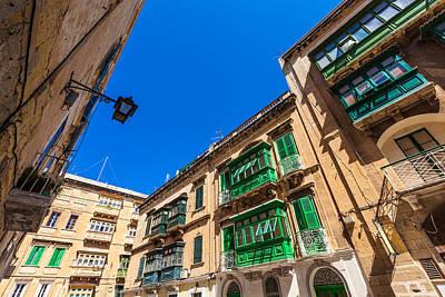 Maltese Photograph - Malta 04 by Tom Uhlenberg