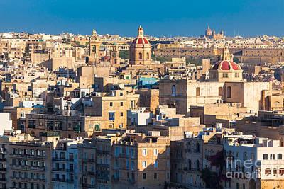 Maltese Photograph - Malta 08 by Tom Uhlenberg