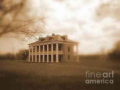 Home Of Andrew Jackson Photograph - Malus Beauregard Historic Plantation Chalmette National Historic Civil War Battlefield Site by Michael Hoard