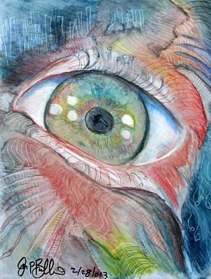 Painting - Mama Bring My Medication  by Jon Baldwin  Art