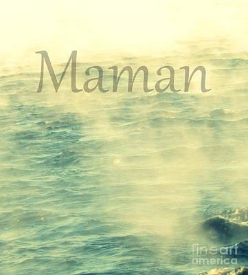Photograph - Maman  by France Laliberte