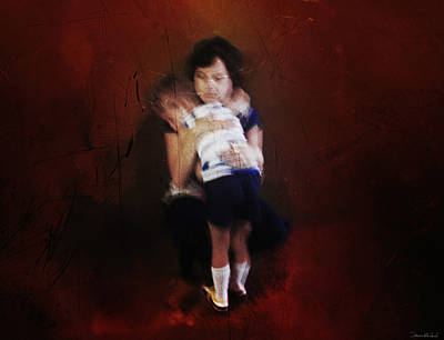 Steven Michael Photograph - Mamas Love by Steven Michael