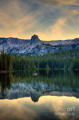 Photograph - Mamie Lake by Kelly Wade