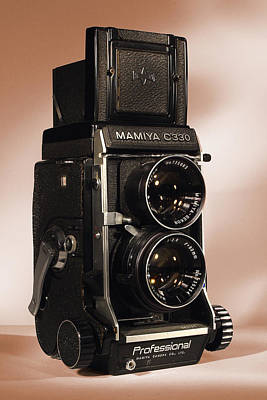 Photograph - Mamiya C330 by Michael Eingle