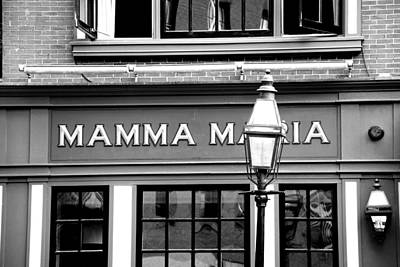 Photograph - Mamma Mia by Charlie and Norma Brock