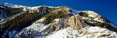 Mammoth Lakes Photograph - Mammoth Rock, Mammoth Lakes, Mono by Panoramic Images