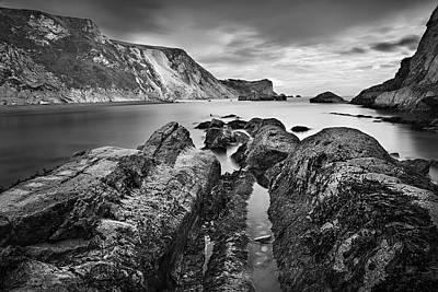 Photograph - Man O' War Cove by Ian Good