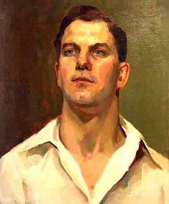 Man Of 1929 Art Print