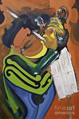 The Violinist Original