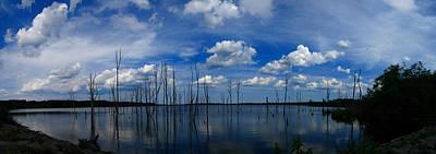 Photograph - Manasquan Reservoir Panorama by Raymond Salani III
