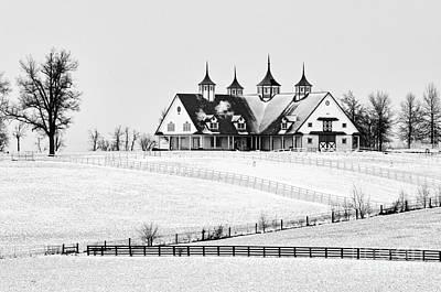 Photograph - Manchester Farm - D006379a by Daniel Dempster