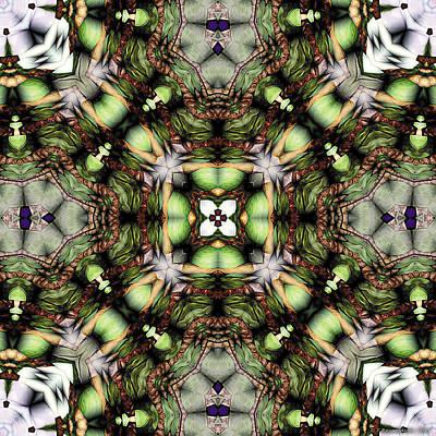 Mandala 116 Art Print