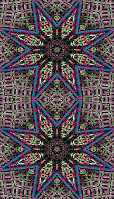 Mandala 31 For Iphone Double Art Print