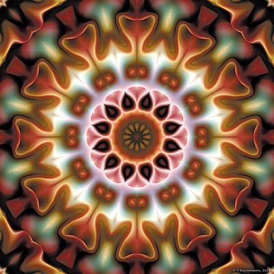 Mandala 67 Art Print