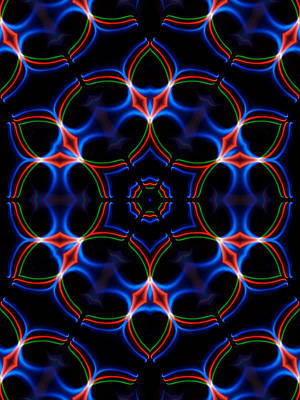 Digital Art - Mandala Too by Baato