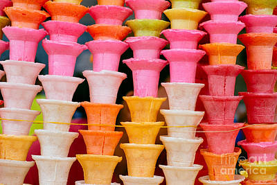 Photograph - Mandalay Cones by Dean Harte